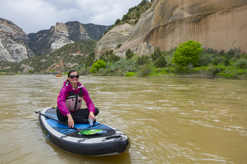 Rafting the Yampa