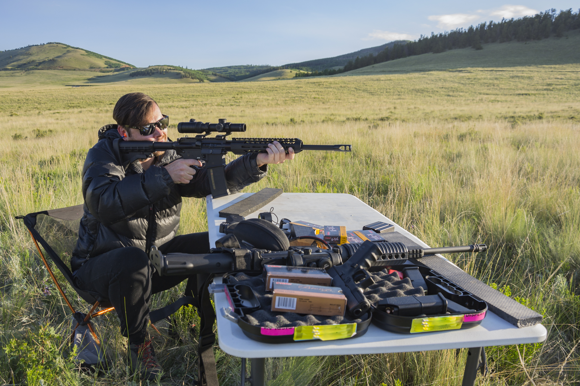 """""""Firearm Target Shooting Rules, Regulations, and Ethics on Publi"""