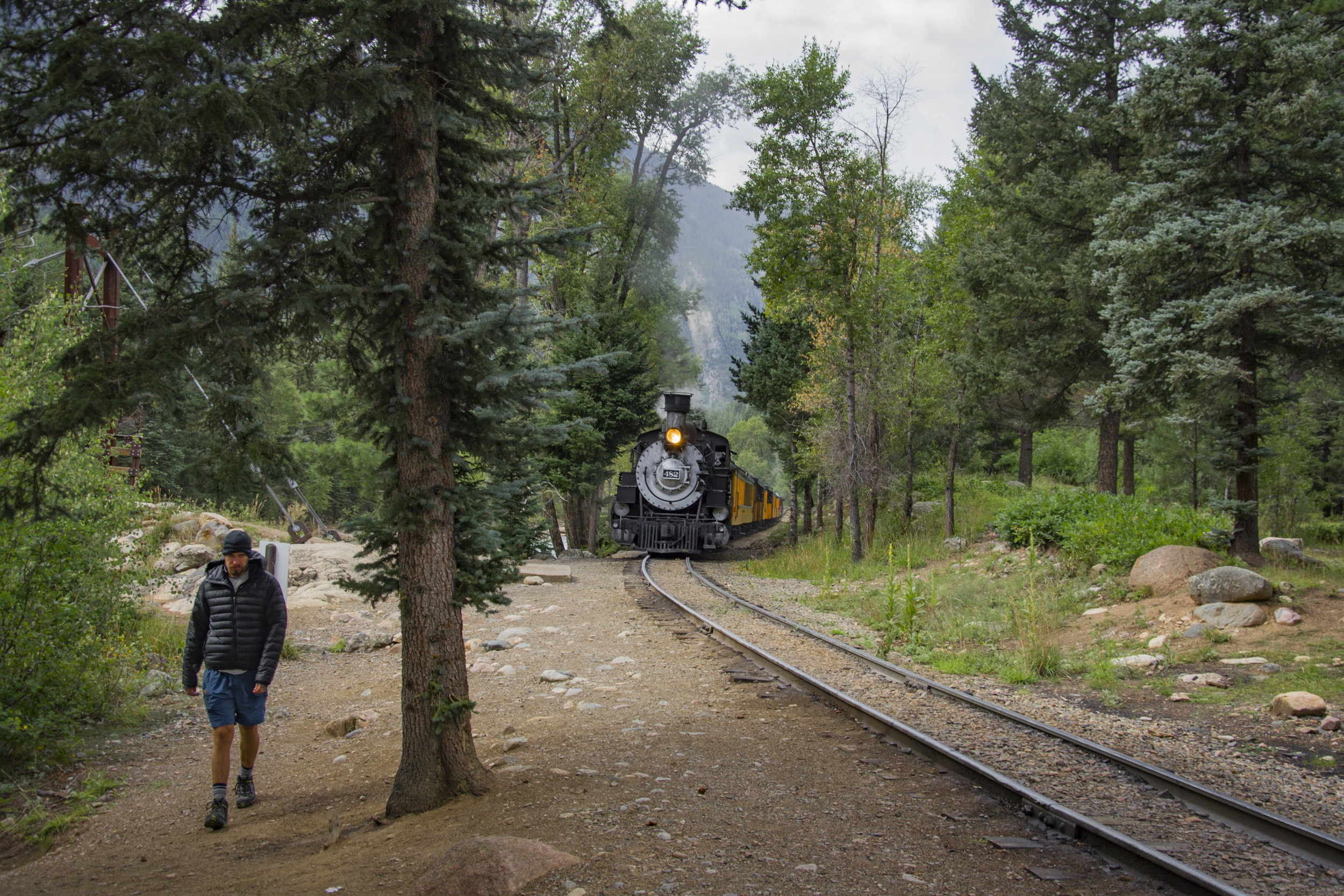DSNGRR to Chicago Basin, Colorado.