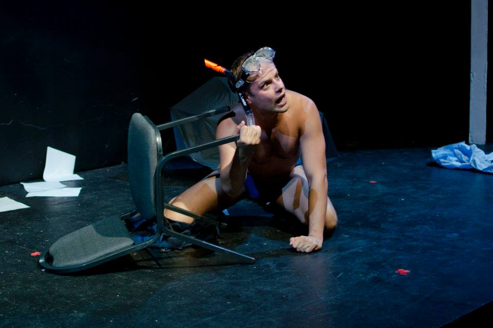 Love in a Heat Death Universe,  directed by Randolph Curtis Rand, Chicago Fringe Festival