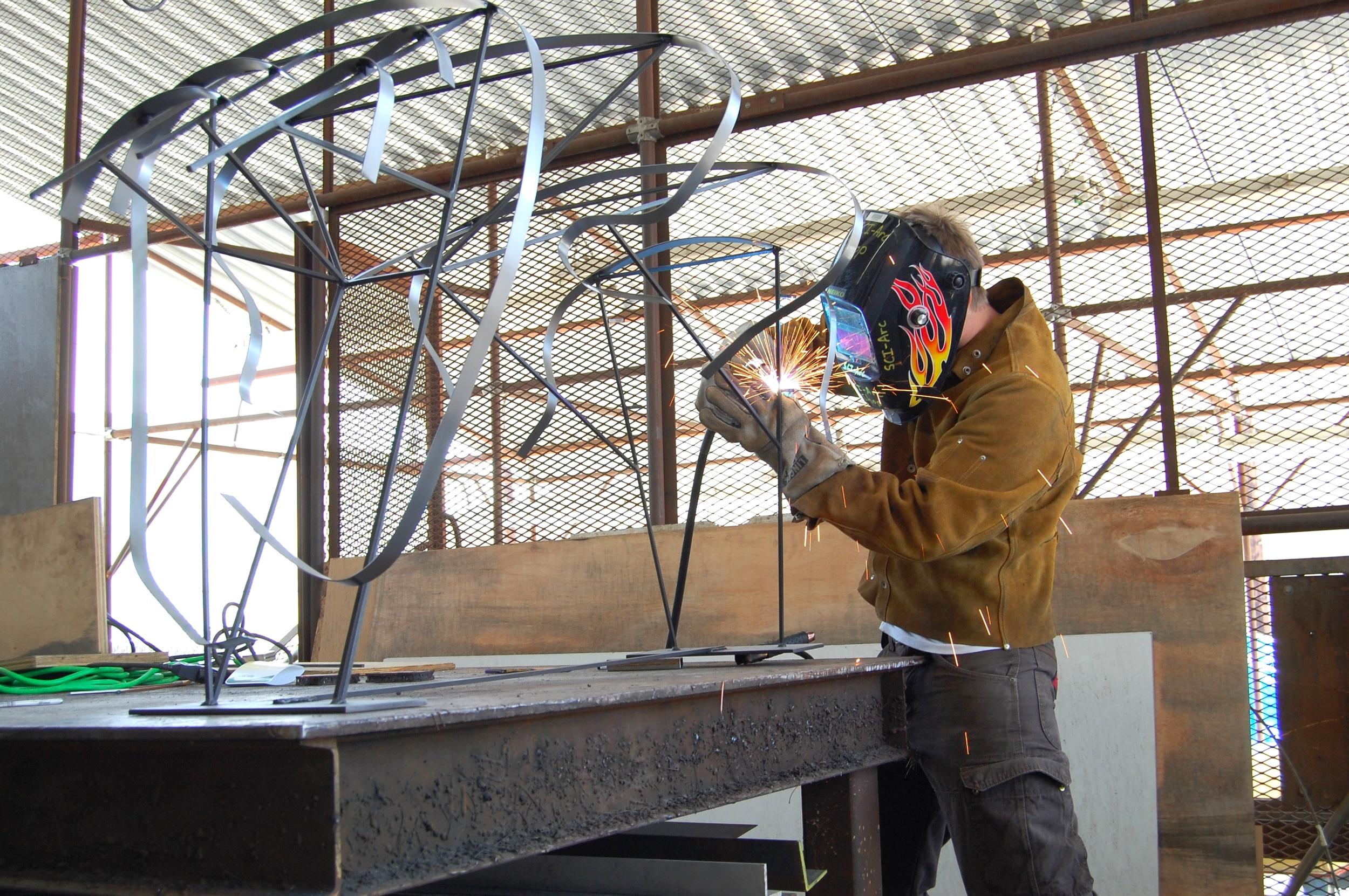 _sculpture fabrication