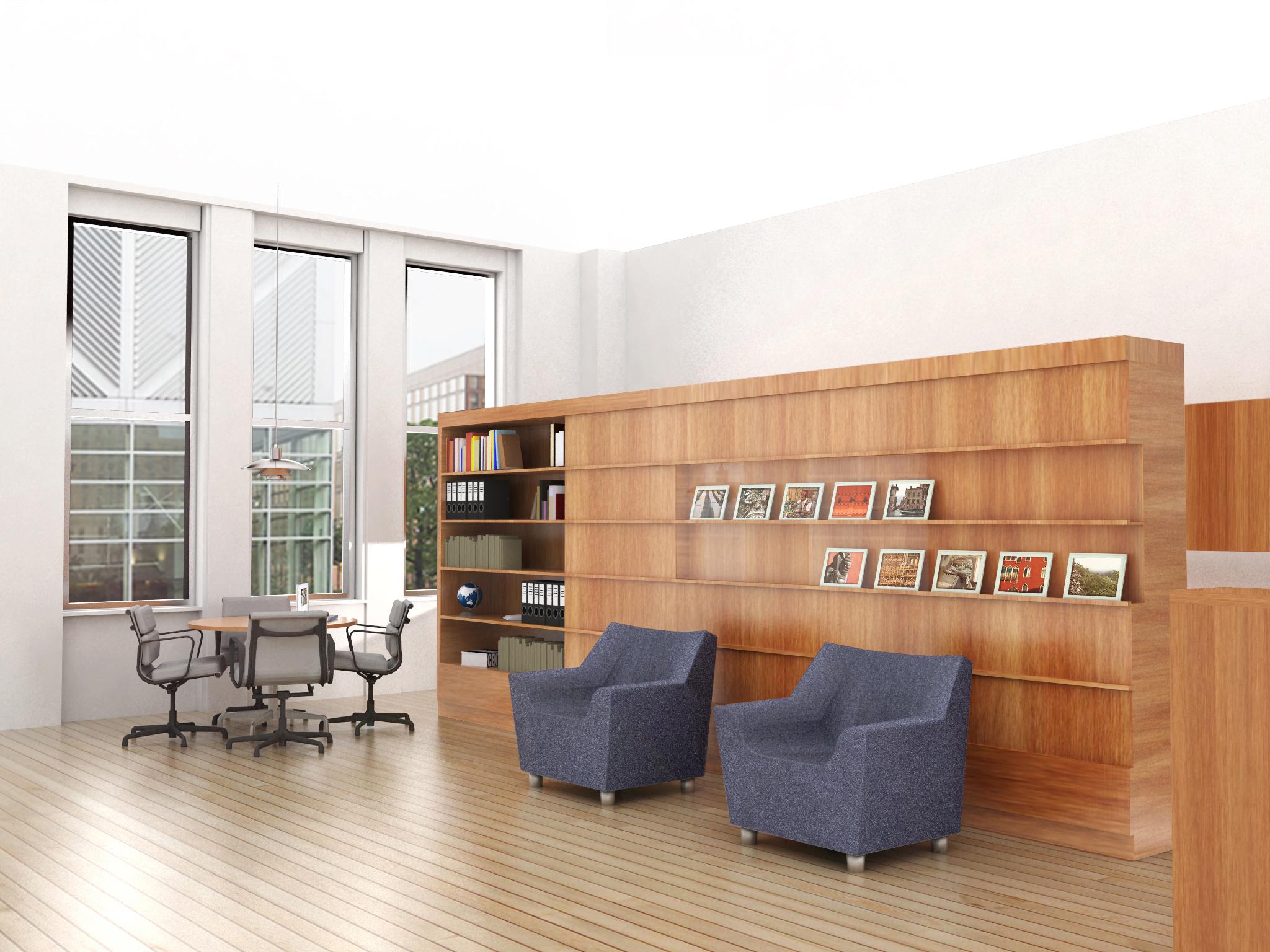 Teachers College, Columbia University // Belmont Freeman Architects