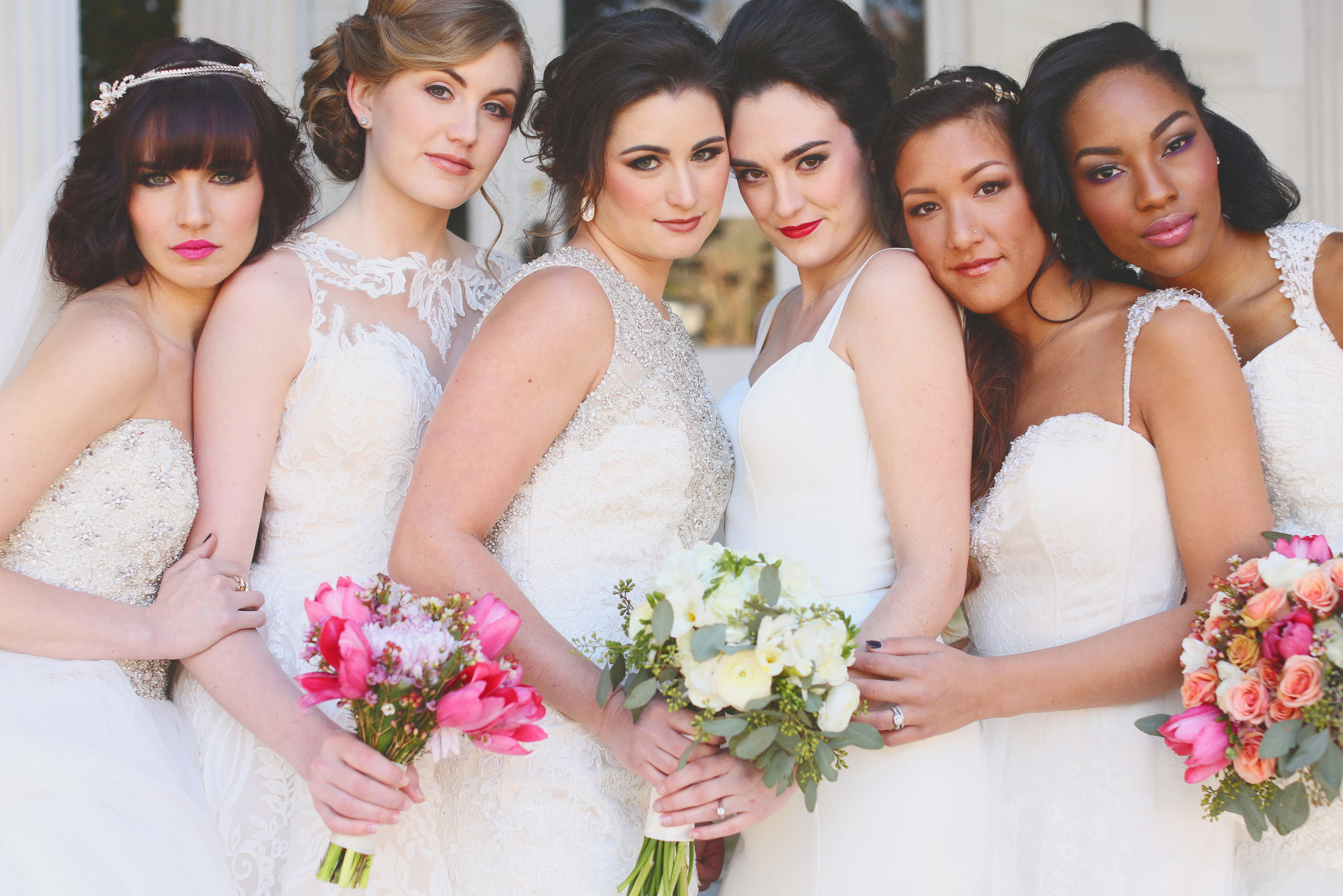 Which Bride are you?