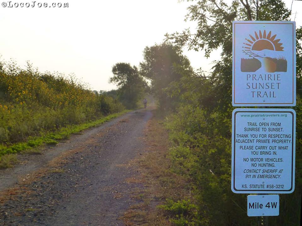 Prairie Sunset Trail