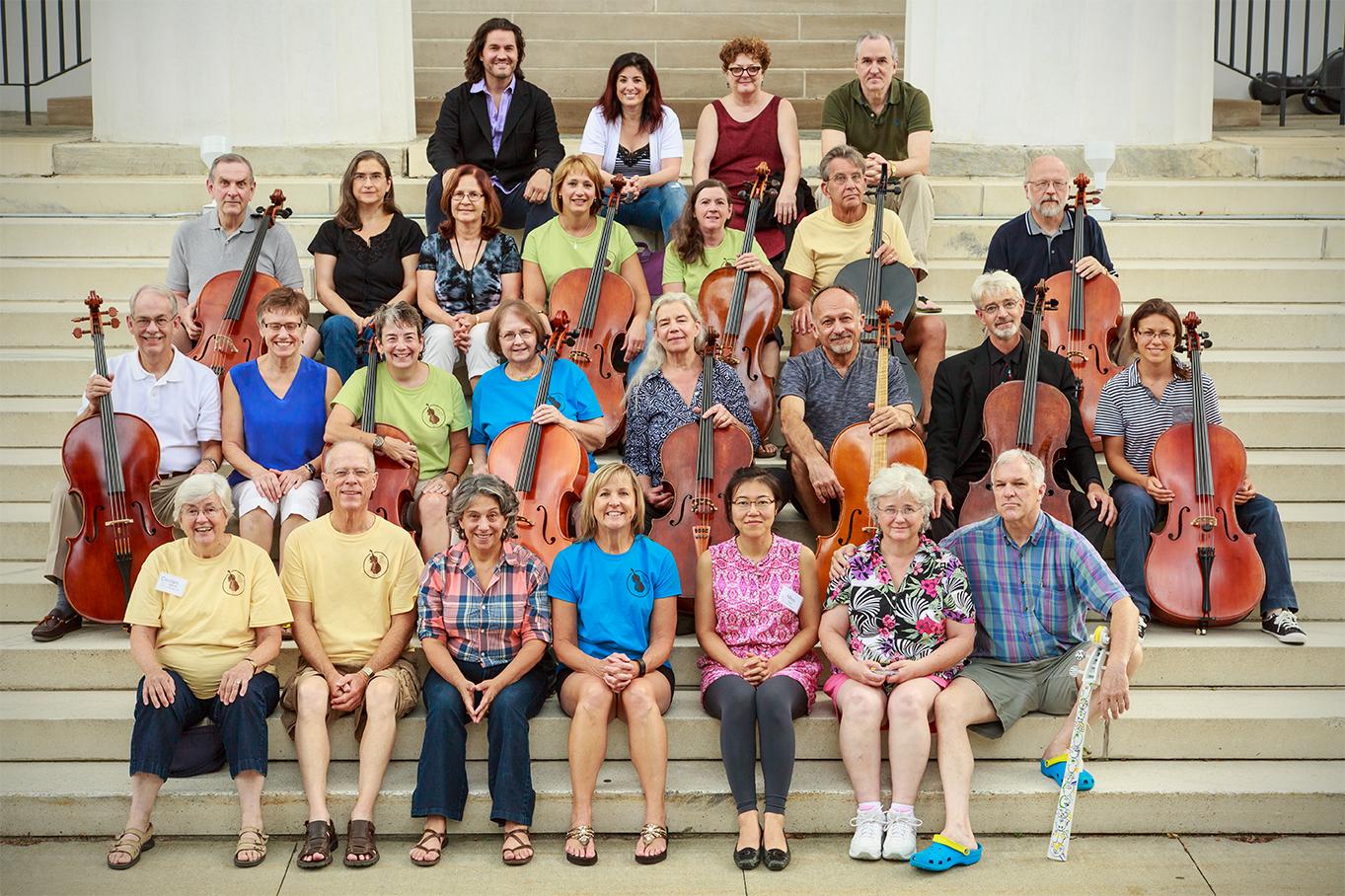 Bach Cello Suites Workshop