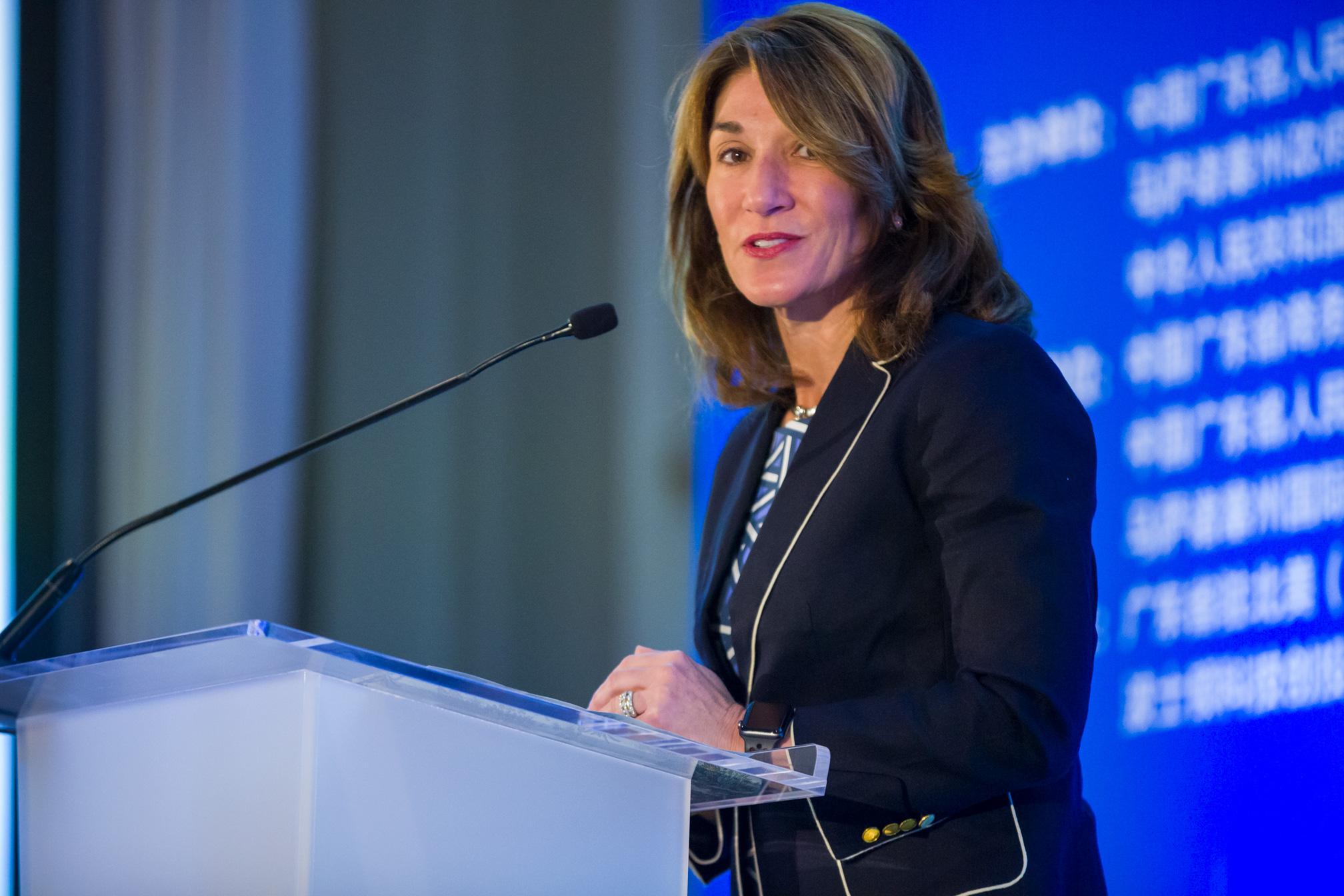 Karyn Polito Massachusetts Lieutenant Governor