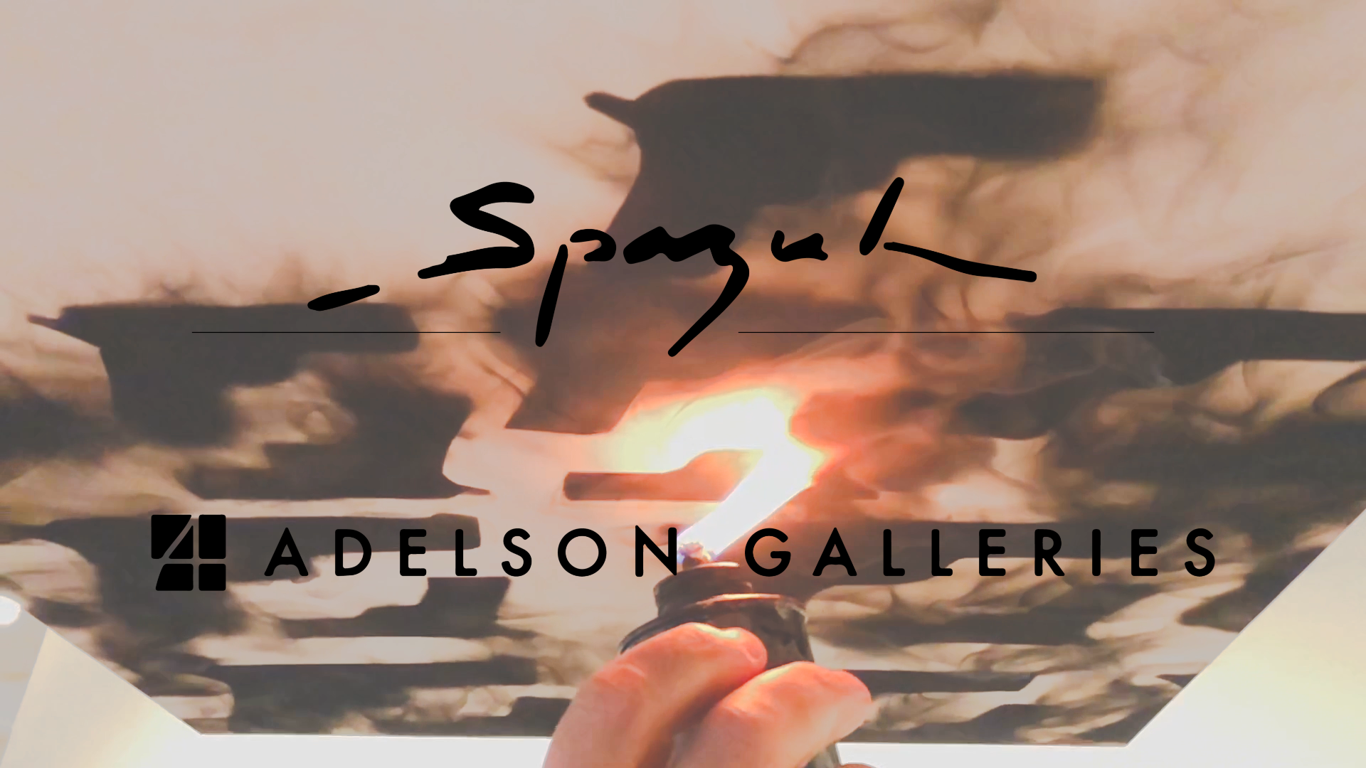 Steven Spazuk, Adelson Galleries. Camera, Edit 2018
