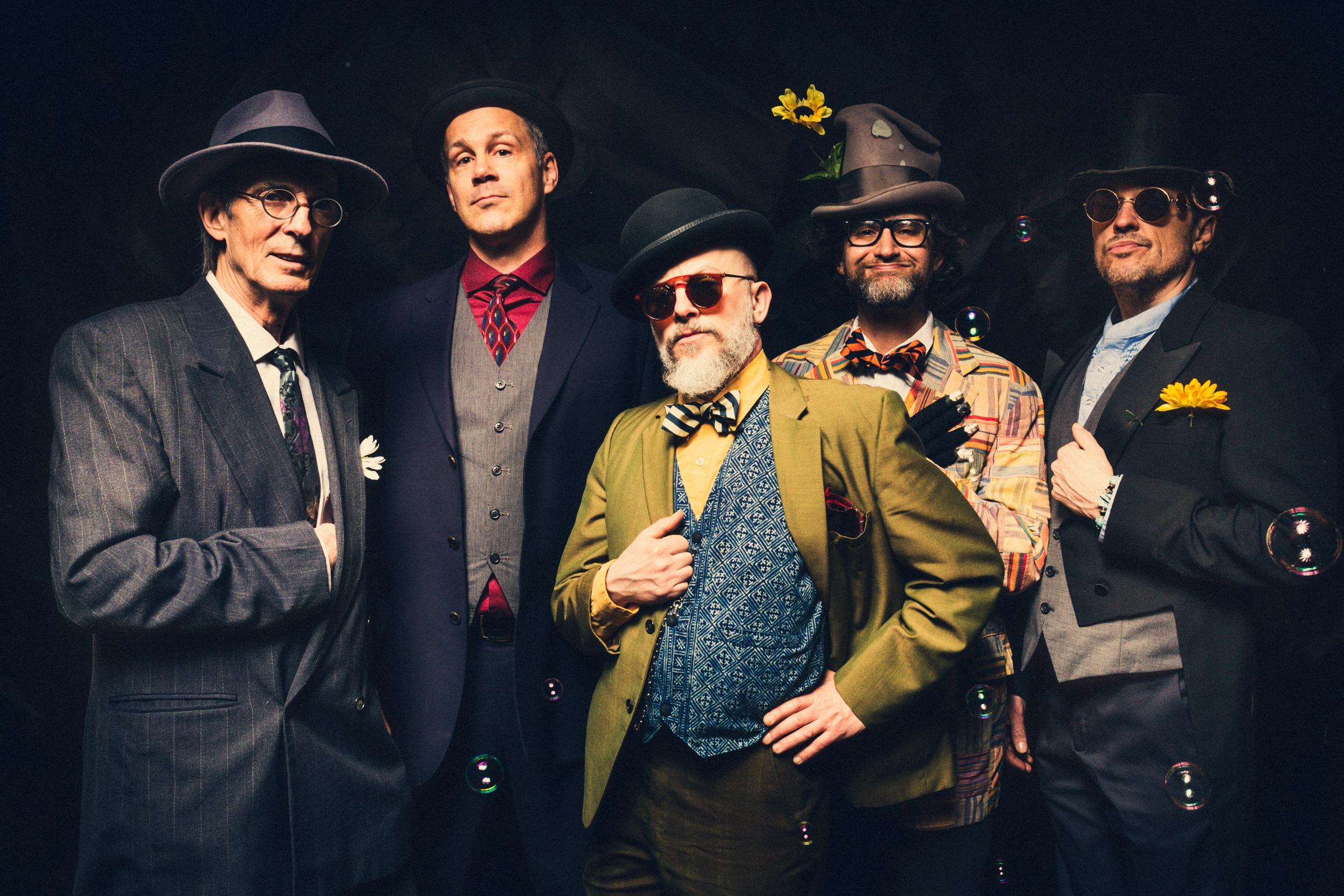 The Busted Jug Band 2018