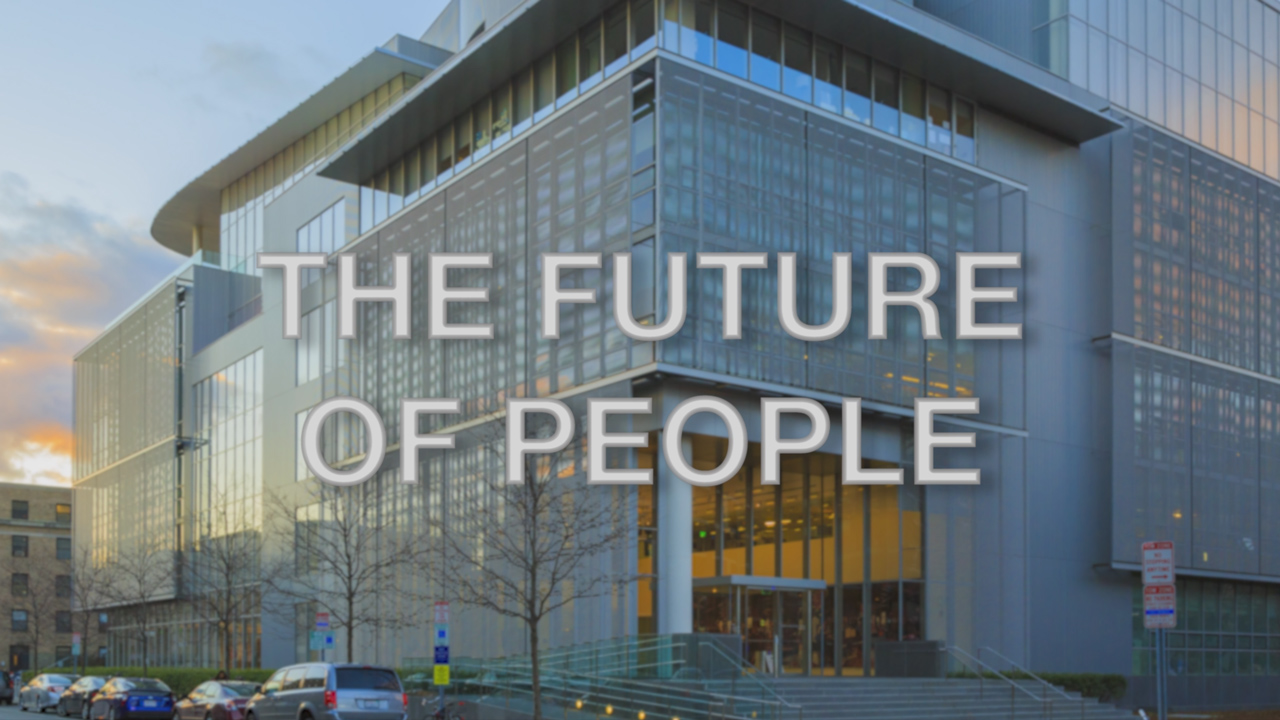 The Future of People: MIT 2016