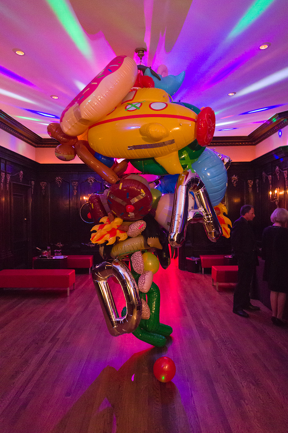 French Cultural Center Surrealist Ball 2017