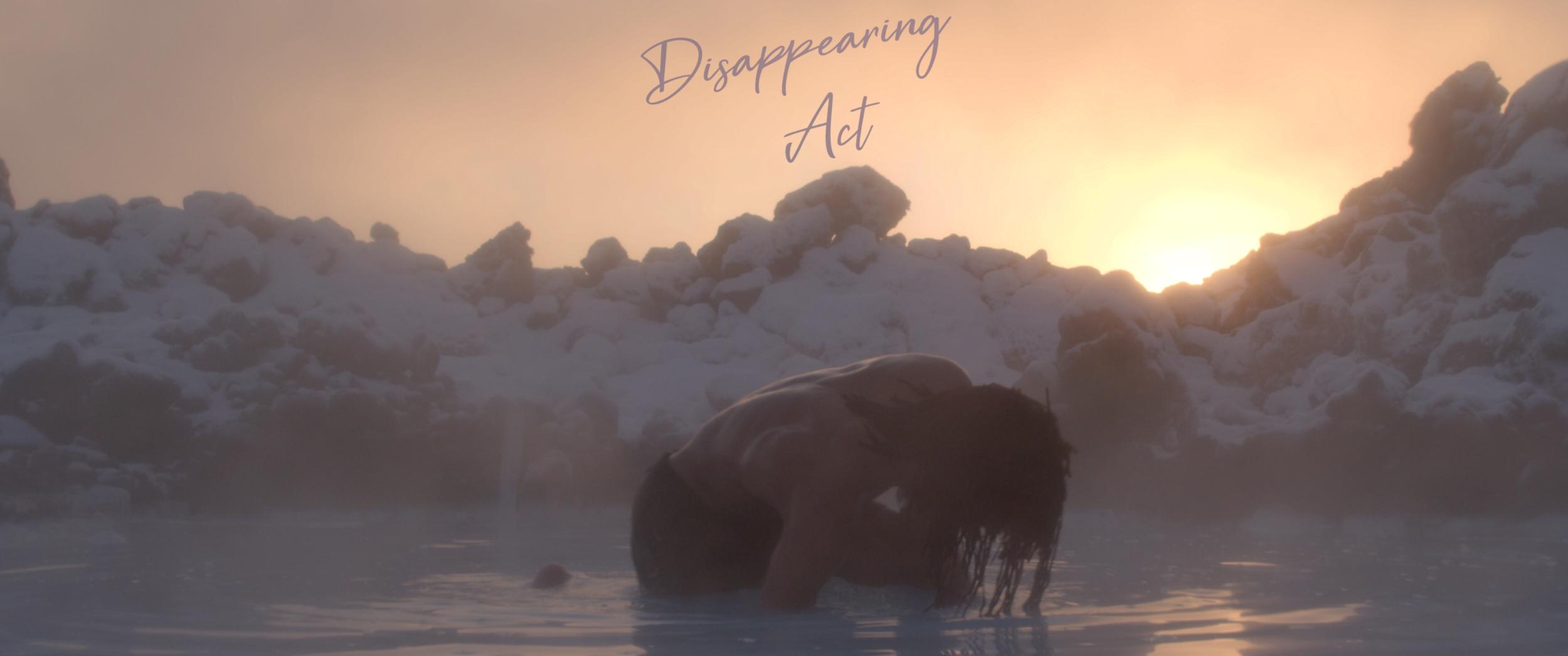 Disappearing Act. DomOfTheYear. (Prod. Flying Lotus & Skhyehutch) Camera, Edit. Iceland