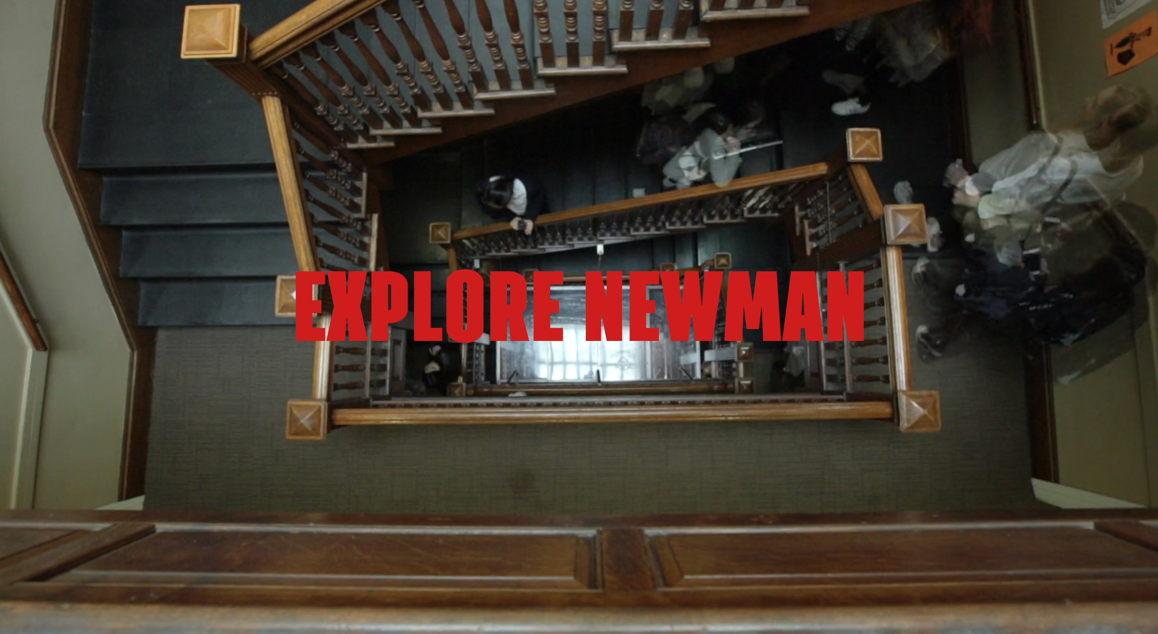 Explore Newman School. B-Roll, 2018.
