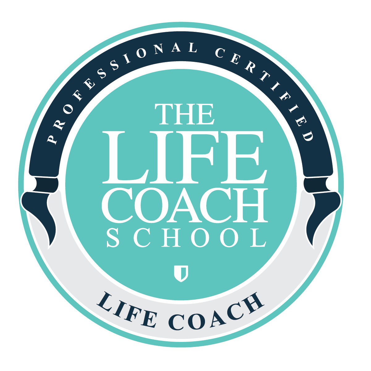 the life coach school logo