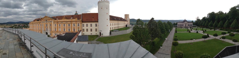 Benedictine Monastery, Melk, Austria