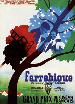 Farrebique movie poster