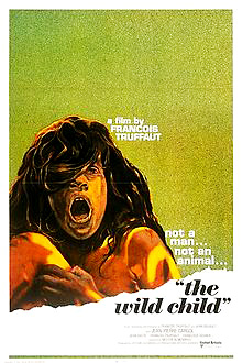 """Poster of the movie """"the wild child"""""""