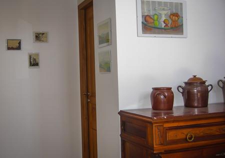 Upper floor to one bedroom