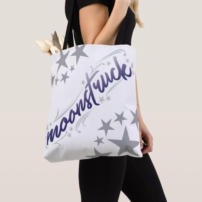 Moonstruck Tote Bag