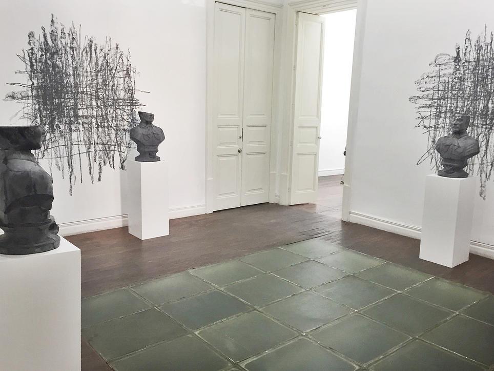 Artist: Dmitri Obergfell Residency : Back to the Future Exhibition: Back to the Future | July 9 - July 29, 2015 Location: Casa Maauad | Mexico City