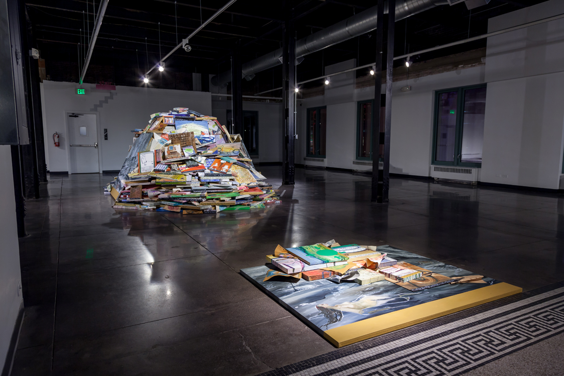 Artist: Melissa Furness Residency : 2015 Biennial Ambassadors Exhibition: Vis-à-Vis | July 14 - July 26, 2015 Location: McNichols Civic Center | Denver, Colorado