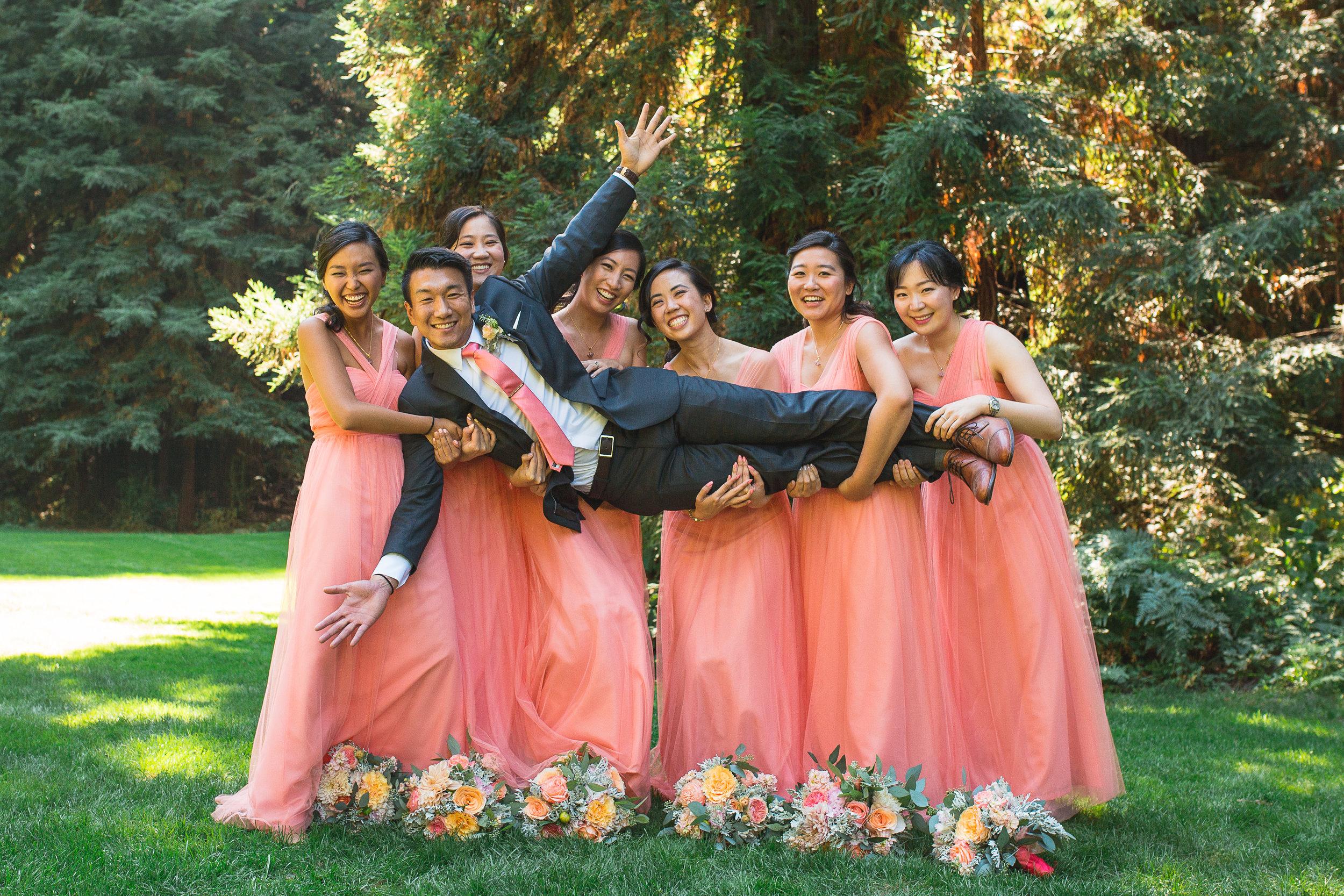 Brides win, haha