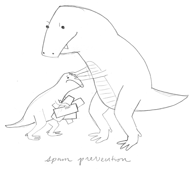 Spam Prevention Sketch