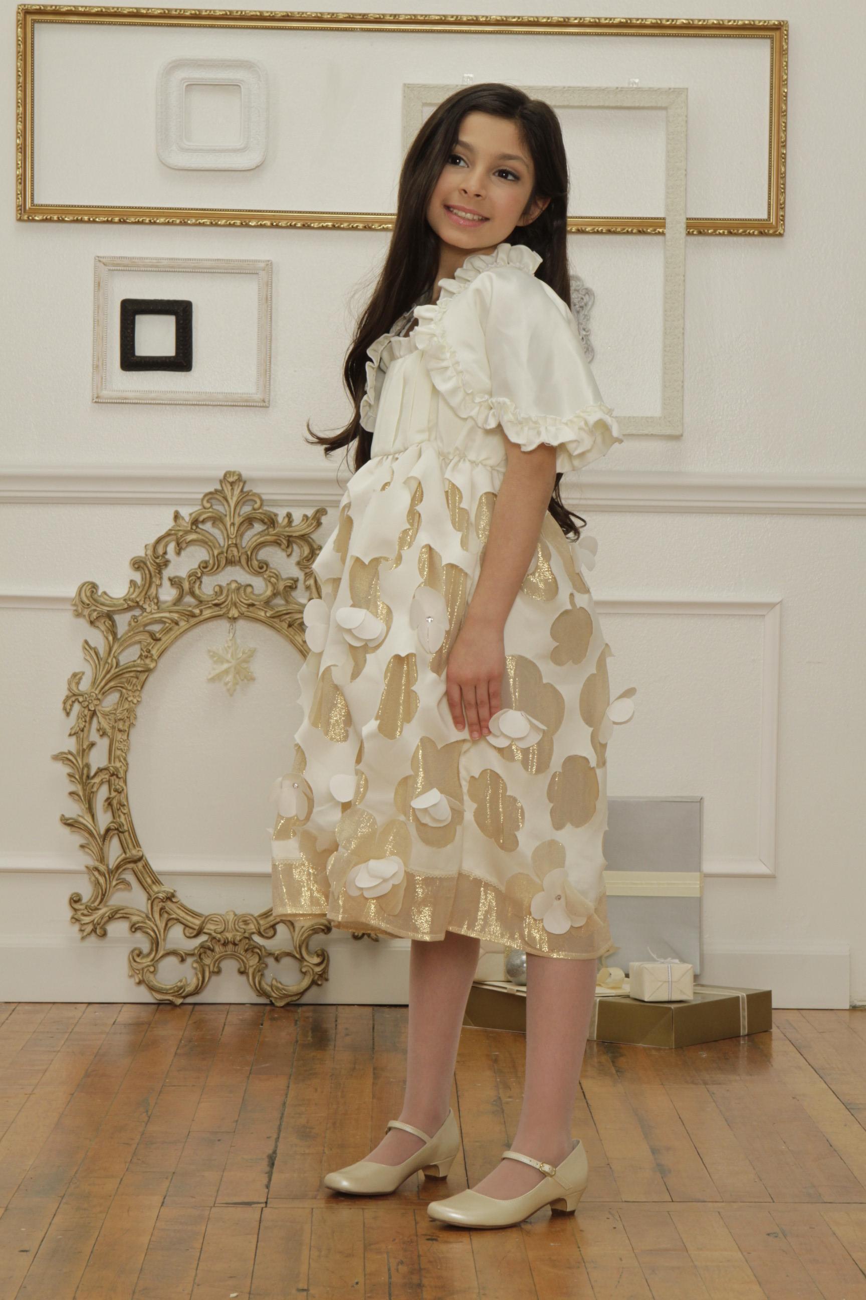 GABRIELLA'S DRESS
