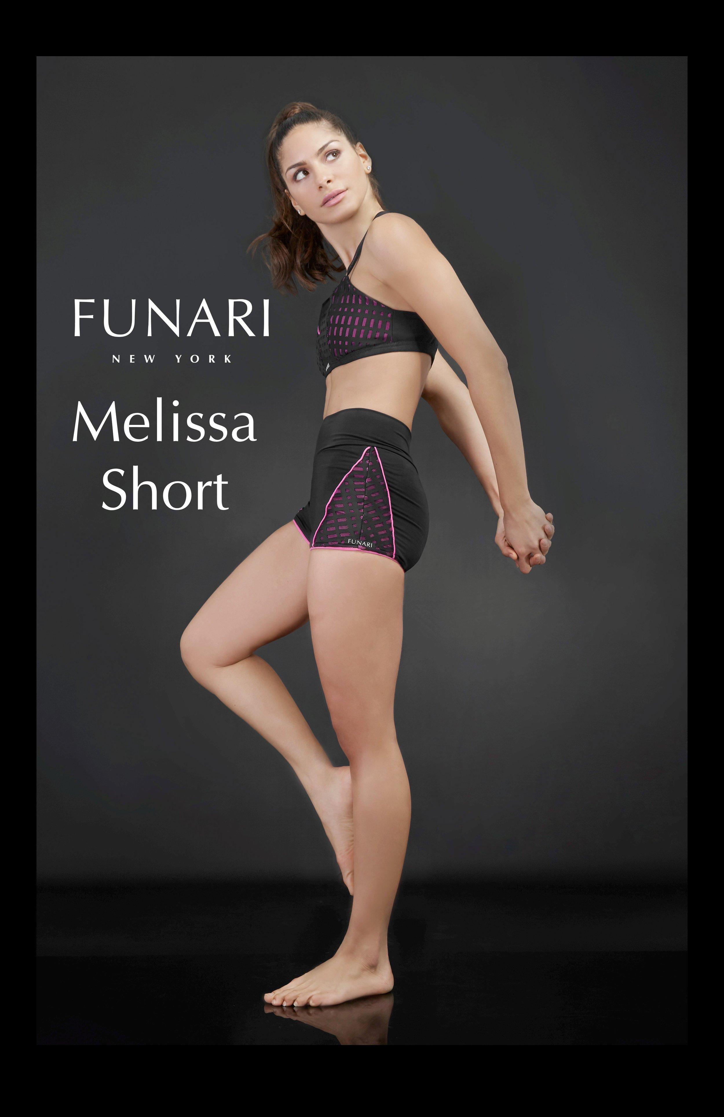 Melissa Short - Pink Passion