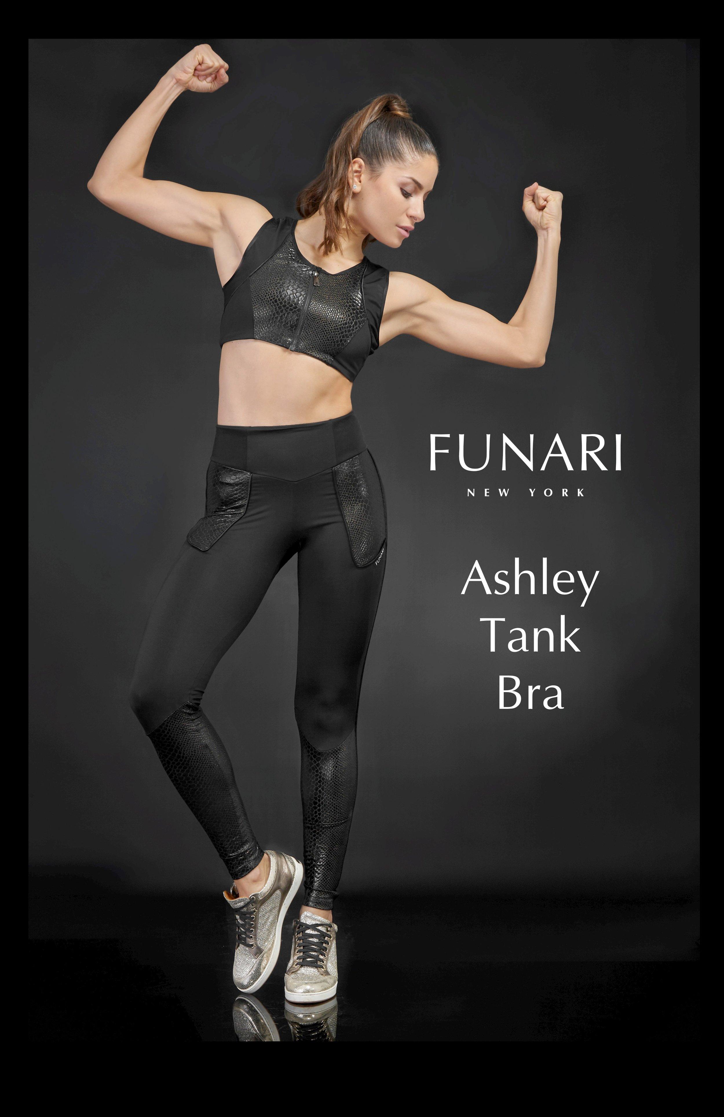 Ashley Tank Bra - Cobra