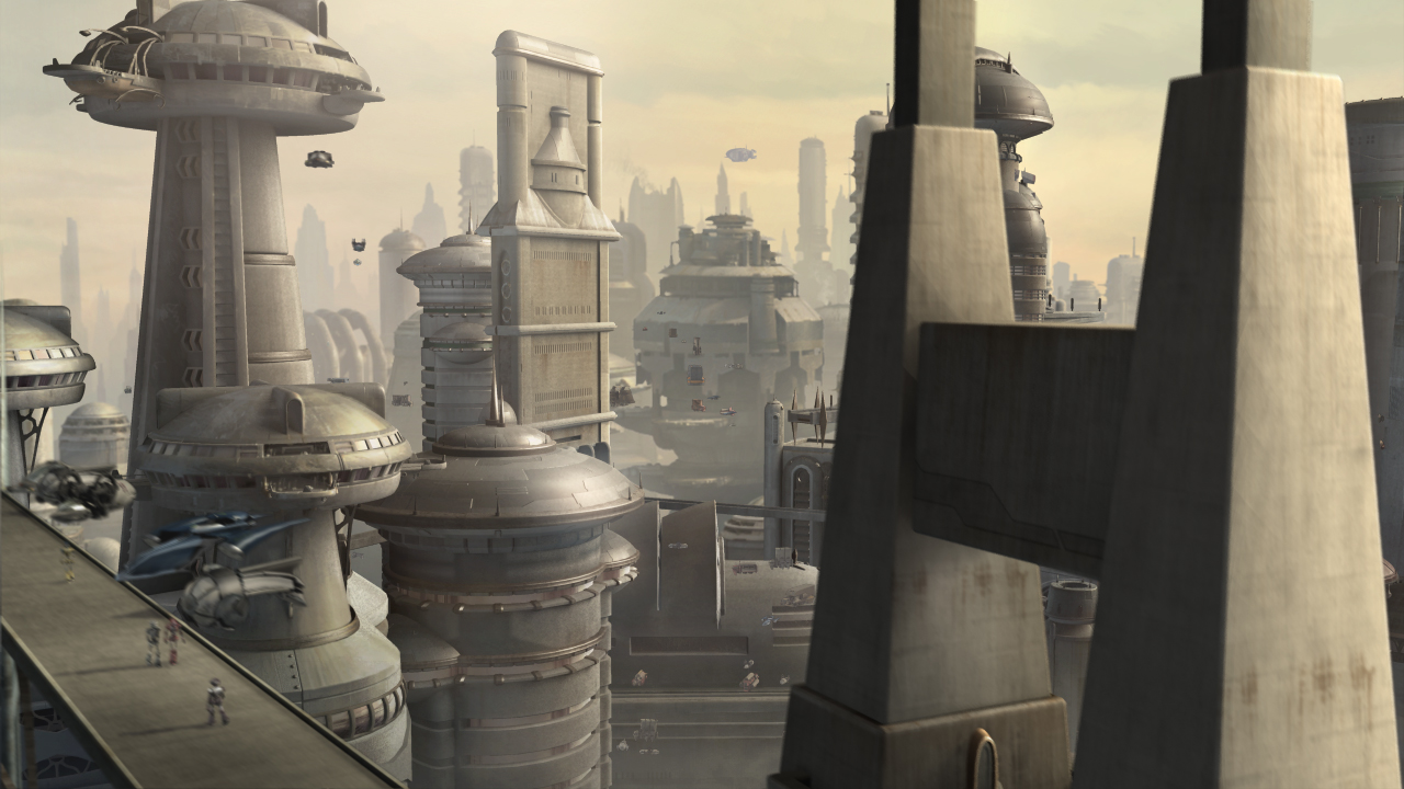 Scamboville Skyline