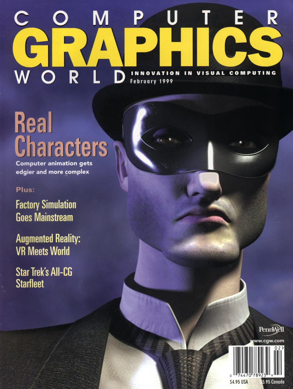 Computer Graphics World