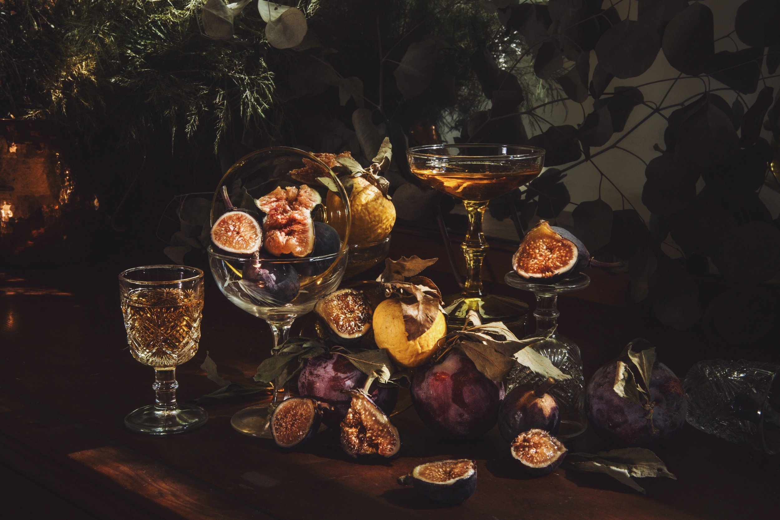 STILL LIFE WITH FIGS |  2018