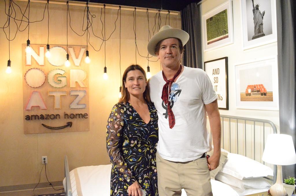 Amazon Home shares The Novogratz Collection at the Las Vegas Market.