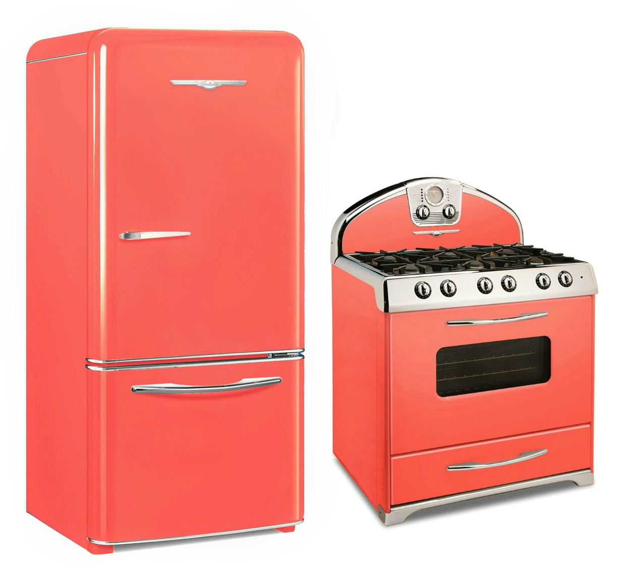 Northstar Living Coral appliances - by Elmira Stove Works