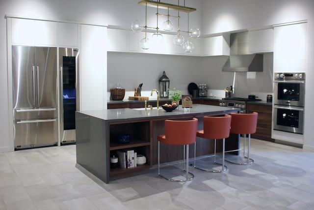 The Signature Kitchen Suite Experience and Design Center in Napa, CA