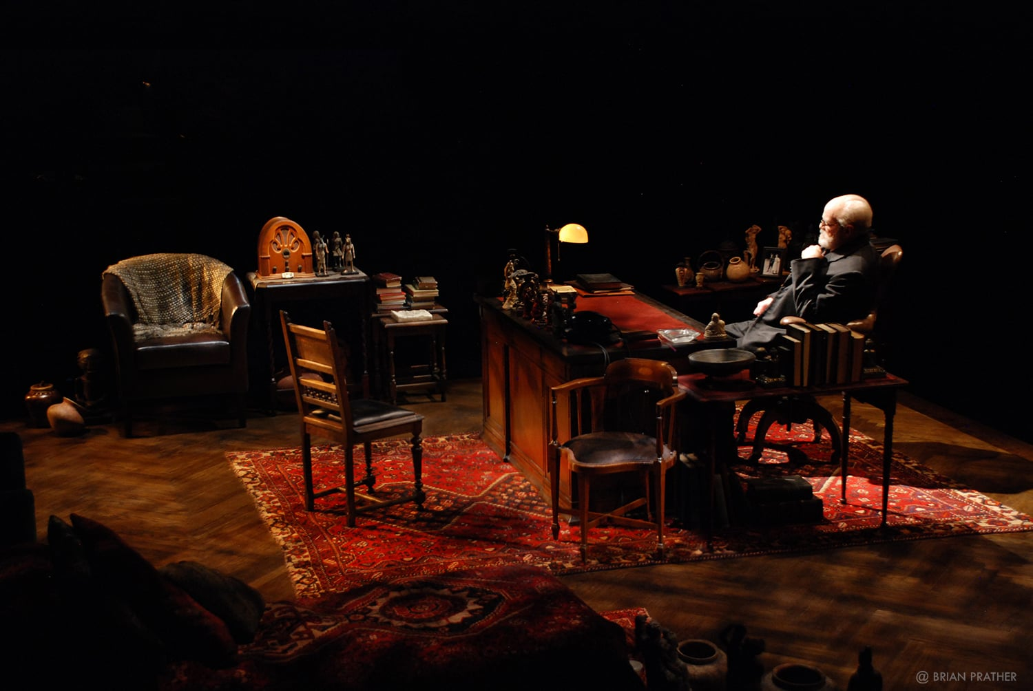 FREUD'S LAST SESSION - ALLEY THEATRE