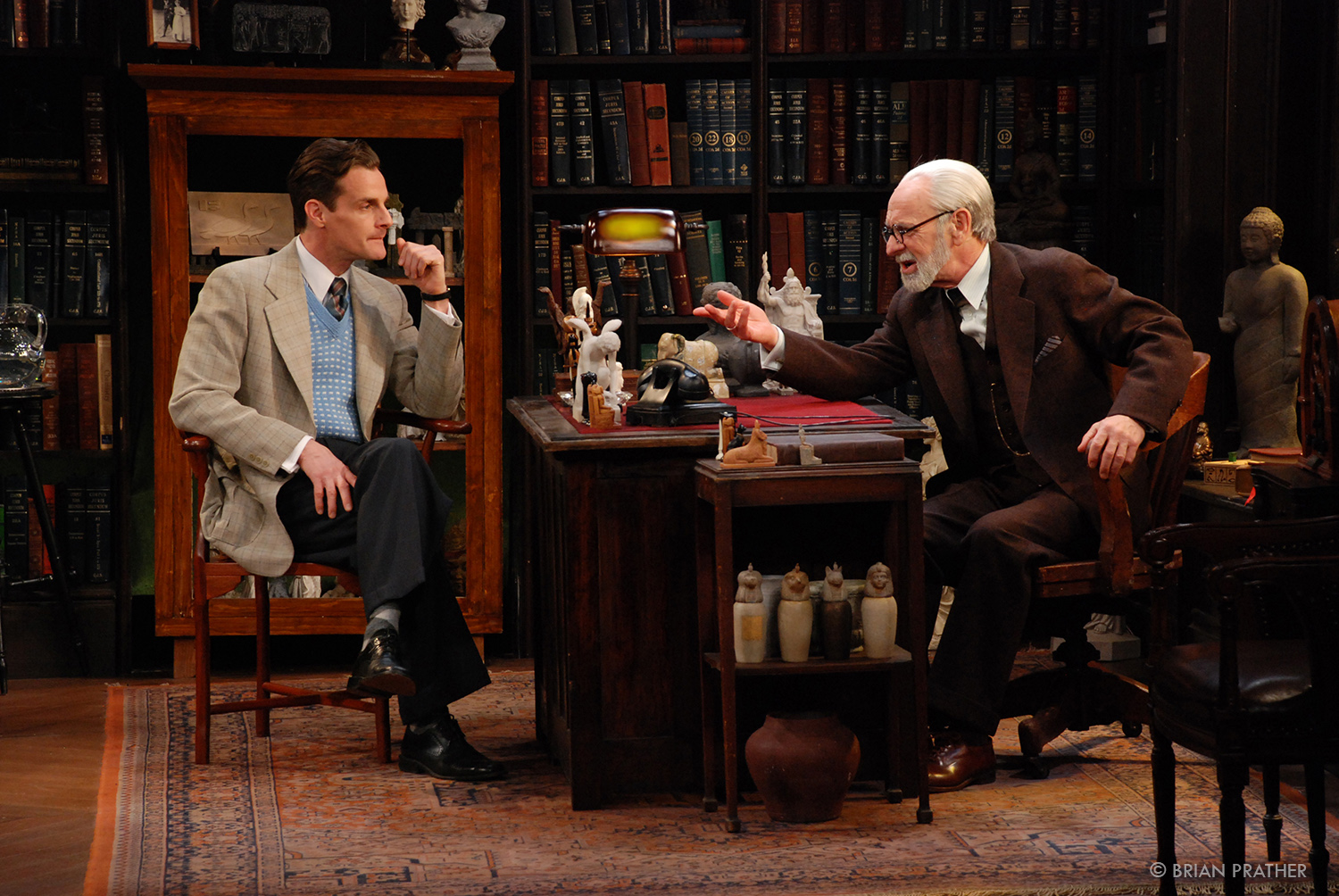Off Broadway cast featuring Martin Rayner and Mark Dold