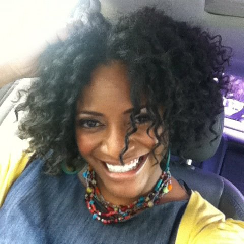 Twist out...100% natural....Used heat all the time