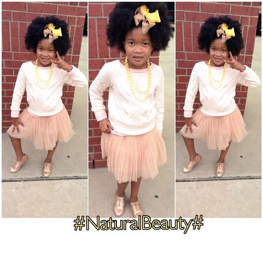 Photo submitted by Tonnellie Jones, Damiyah's mother.