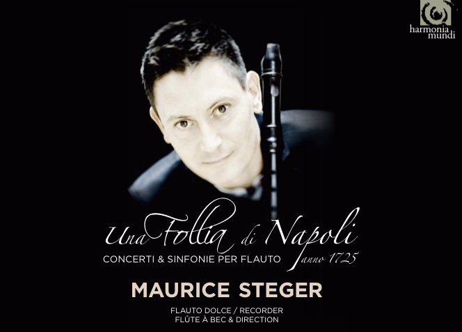 Steger plays Pieces from Naples