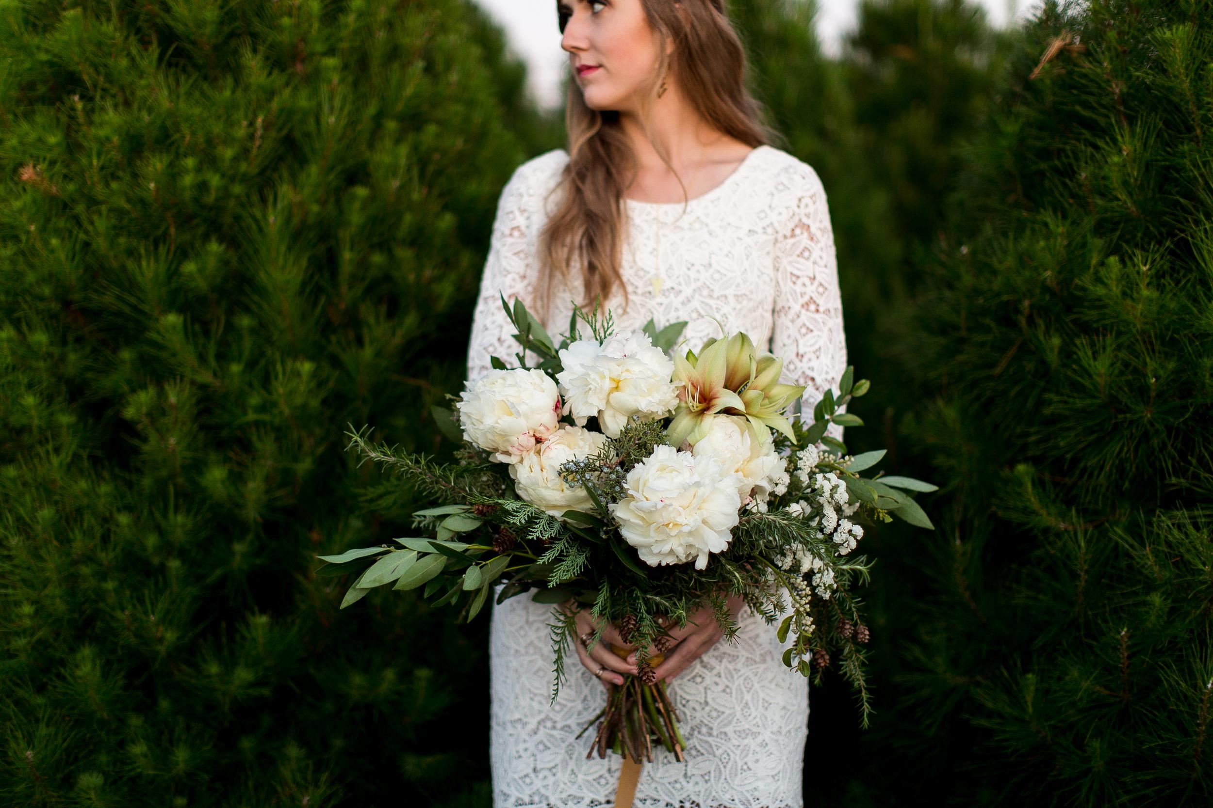 Bridal Bouquet   www.marithamae.com