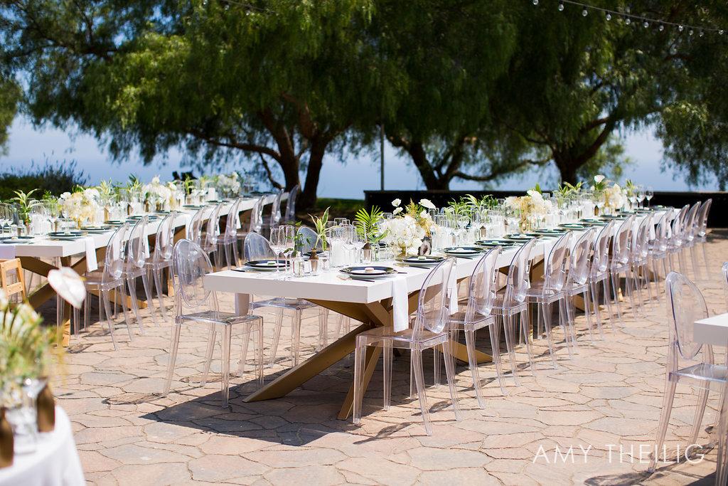 Flower Arrangement for Outdoor Weddings