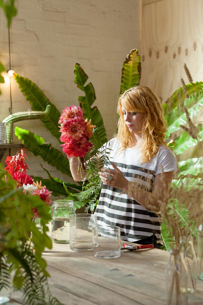 Poppy Lane, Florist   Pop and Scott Workshop