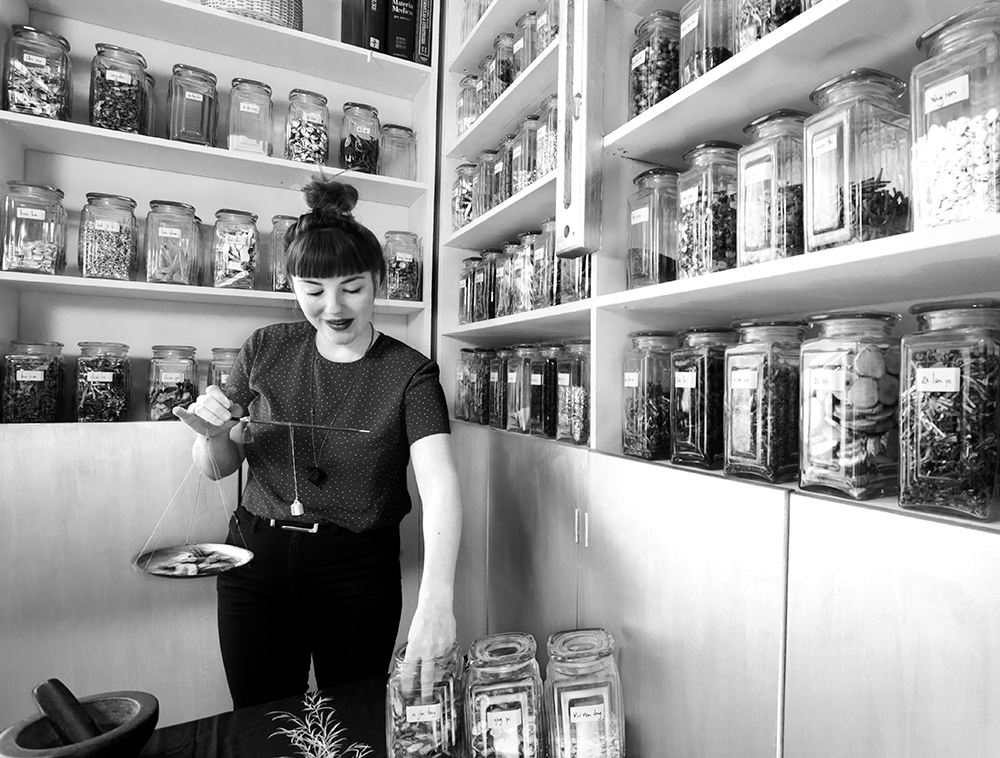 Naomi Jankowski,  Wild Herb   Chinese Medicine acupuncturist and herbalist