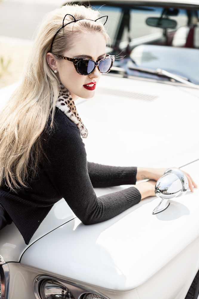 Stylist:  Stevie-Rae Prow   Model: Marlo Walker  Make up & hair: Liana Milne