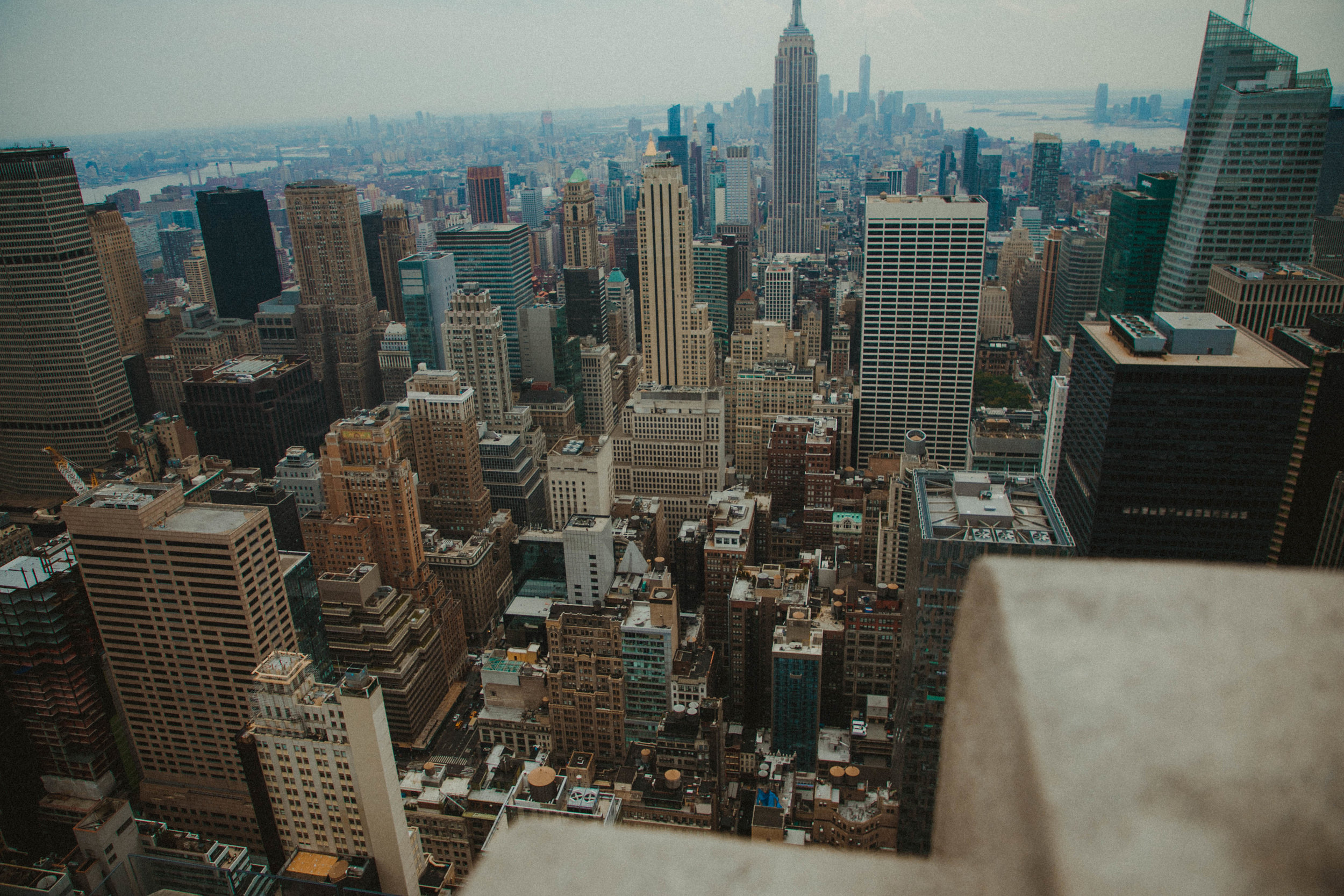 greatest city in the world - NYC PART I
