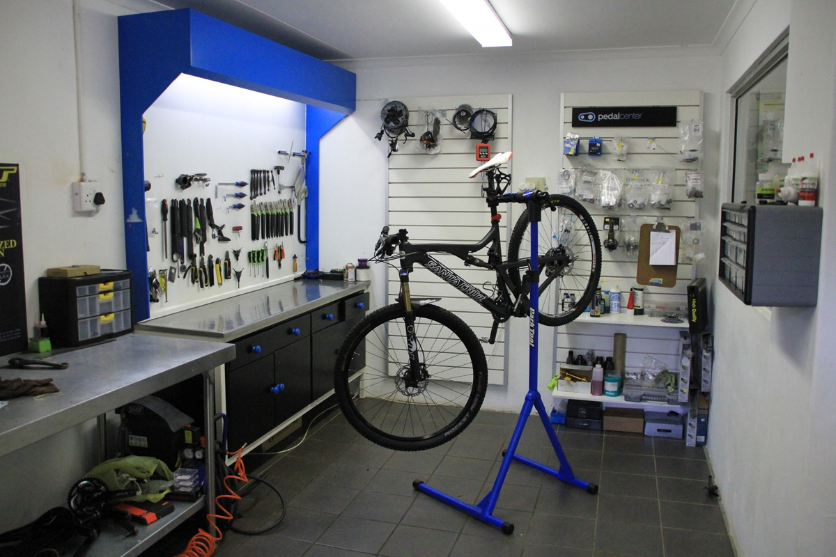 Service Centre — Greg Minnaar Cycles
