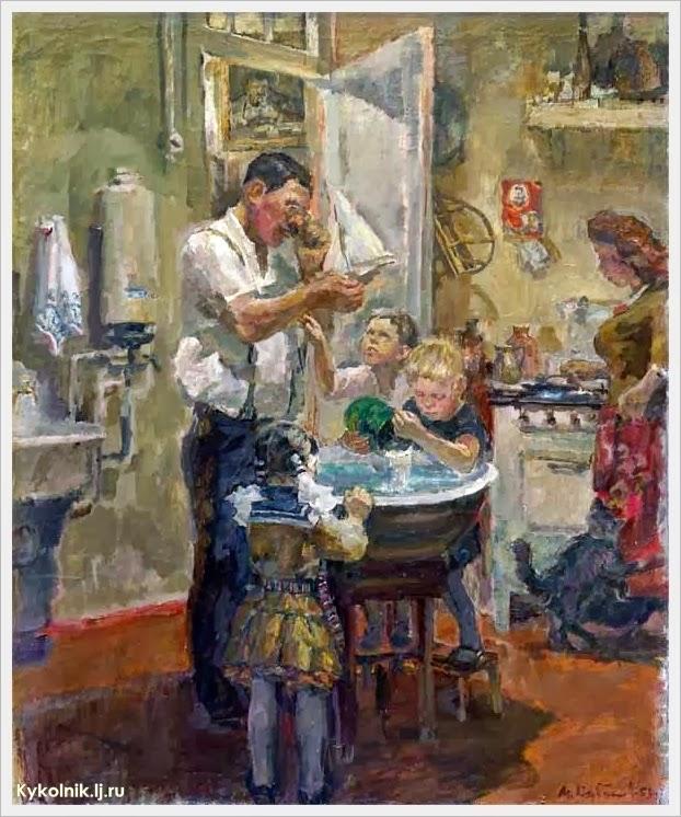 I. Kabanov - Na de ploegendienst (1953)