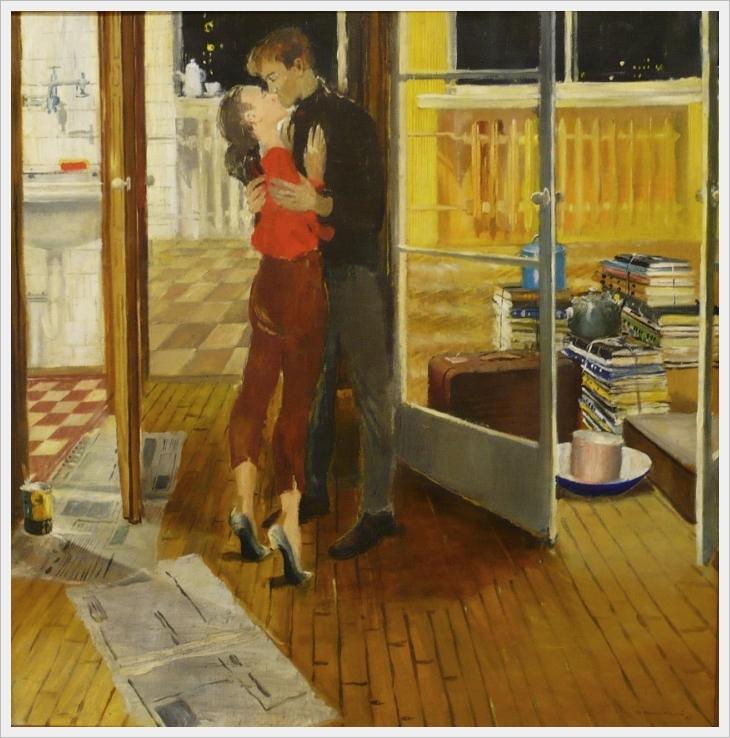 Joe. Pimenov - Lyrische verhuizing (1965)