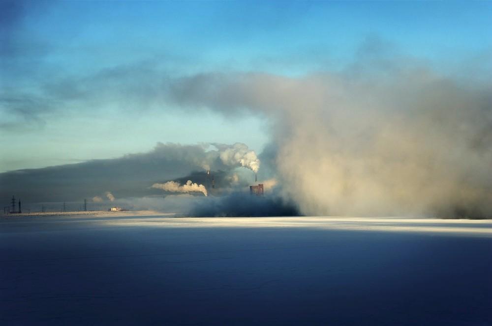 De mijnen zijn de enige reden waarom Norilsk bestaat.